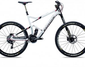 Cannondale Jekyll Carbon 2 27.5 2015 White