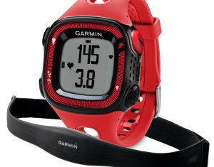 Garmin Forerunner 15 Red
