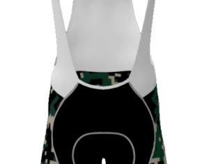 Salopette Bibshort Bodyfit Pro Camouflage