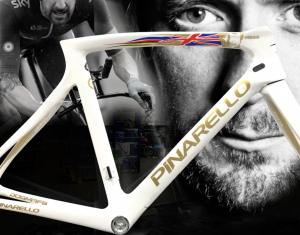 Kit Carbon Frame Pinarello Dogma F8 Wiggo Special Edition