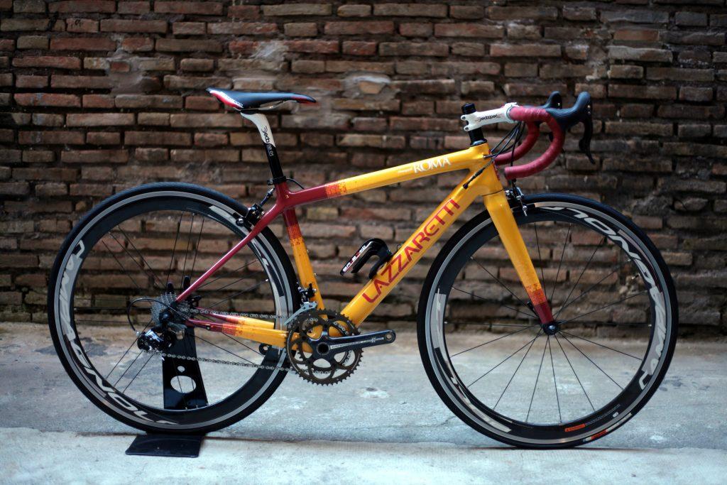 Affitto biciclette da corsa Lazzaretti Roma