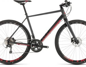 CUBE SL ROAD PRO IRIDIUM N RED