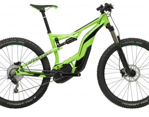 CANNONDALE MOTERRA 3 27,5 2018 GREEN
